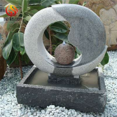 Factory Wholesale Price stone water fountain garden